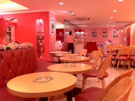 Hello Kitty Cafe ร้านนี้มีแต่คิตตี้ 18 - cafe