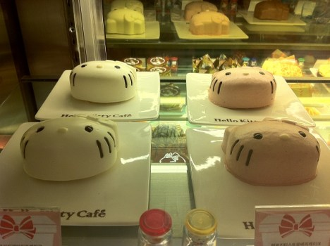 Hello Kitty Cafe ร้านนี้มีแต่คิตตี้ 19 - cafe