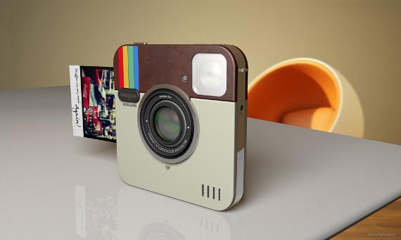 instagram socialmatic camera concept 07 กล้อง Instagram Socialmatic