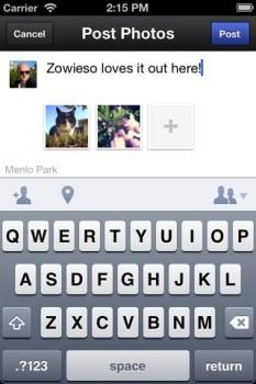 NEW!!Facebook camera app ที่เหมือนแฝดของ Instagram 18 - App