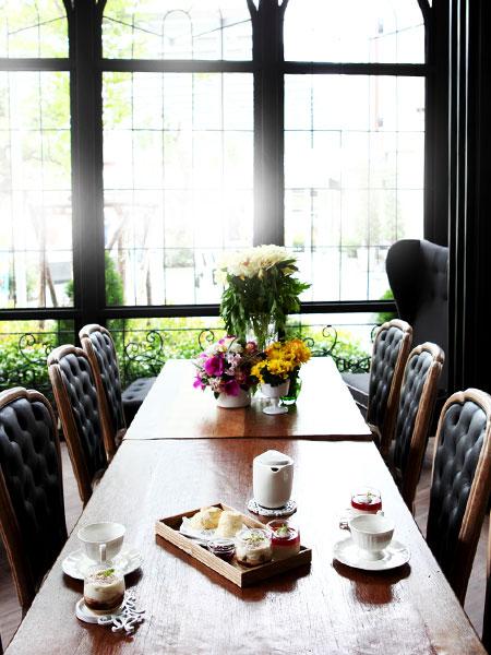 Peony Tea Room จิบชารสชาติดีๆในบรรยากาศสบายๆสไตล์คลาสสิก 13 - afternoon Tea