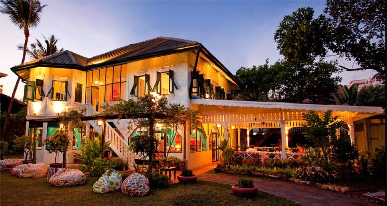 Issaya Siam Club อาหารไทยโบราณที่เสิร์ฟมาในรูปลักษณ์และการตกแต่งแนวใหม่  14 - Issaya Siam Club