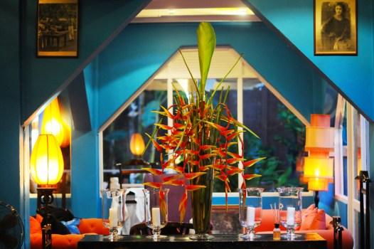Issaya Siam Club อาหารไทยโบราณที่เสิร์ฟมาในรูปลักษณ์และการตกแต่งแนวใหม่  17 - Issaya Siam Club