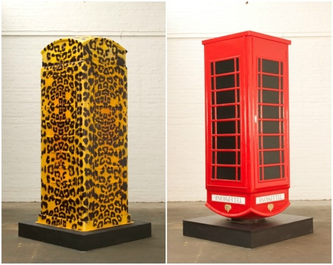 25550620 231016 นิทรรศการงานศิลปะกลางแจ้ง จากตู้โทรศัพท์สาธารณธะของอังกฤษ..นับถอยหลังโอลิมปิค