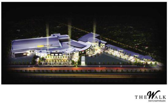 The WalK ย่านราชพฤกษ์ ไลฟ์สไตล์มอลล์แนวคิดใหม่  20 - Ratchaphruek Rd