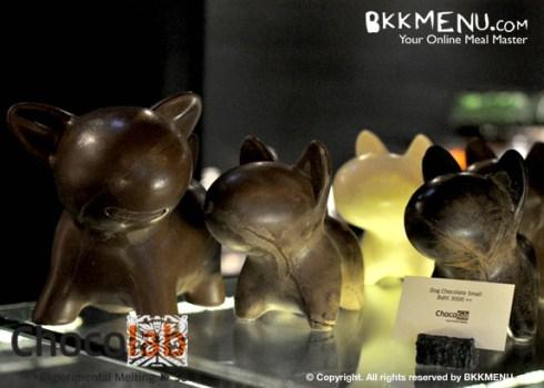 ร้าน Chocolab ที่โรงแรม Sofitel So Bangkok ถนนสาทร 15 -