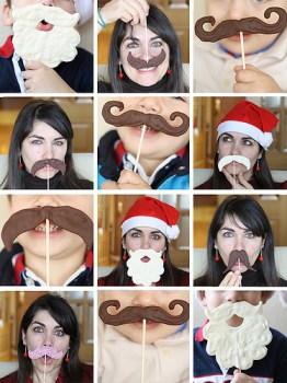 DIY.Chocolate moustache lollipops ของหวานหนวดๆ 16 - Chocolate