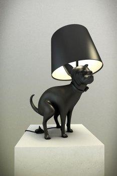 GOOD BOY, GOOD PUPPY LAMPS โคมไฟน้องหมา 17 - good boy