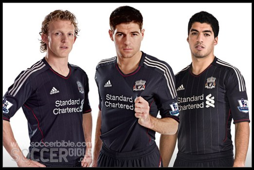 Liverpool Aw 1112 pic 522x350 Innovation of the Match นวัตกรรมของเสื้อผ้านักฟุตบอล