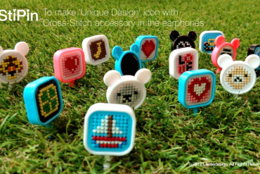 DIY.Phone plugy set 14 - cute