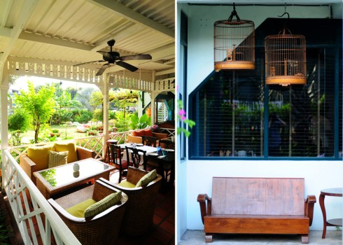 Issaya Siam Club อาหารไทยโบราณที่เสิร์ฟมาในรูปลักษณ์และการตกแต่งแนวใหม่  16 - Issaya Siam Club