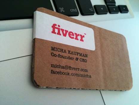 idea eco-friendly name card 21 - Business Card