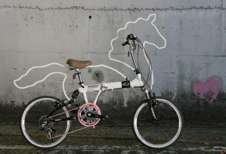 Horsey by Eungi Kim จักรยานหรือม้ากันแน่นะ 13 - Accessory