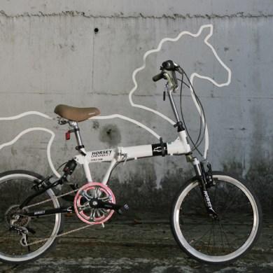 Horsey by Eungi Kim จักรยานหรือม้ากันแน่นะ 16 - Accessory