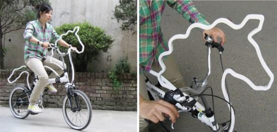 Horsey by Eungi Kim จักรยานหรือม้ากันแน่นะ 15 - Accessory