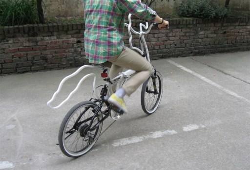 Horsey by Eungi Kim จักรยานหรือม้ากันแน่นะ 17 - Accessory