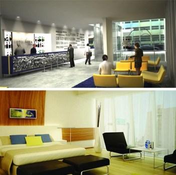 """Boca Juniors Hotel โรงแรมโบคา จูเนียร์ส """"จุดพักคนรักบอล"""" 16 -"""