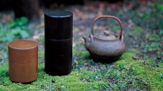 kaikado's tea container งานฝีมือชาวญี่ปุ่นที่สืบทอดจนถึงรุ่นที่หก อนุรักษ์ศิลปวัฒนธรรมที่ควรเอาเป็นแบบอย่าง  14 - brass
