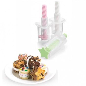 mini eis sandwich maker 1 350x350 Mini Ice Cream Sandwich Maker ทำแซนวิชไอศกรีมง่ายๆที่บ้าน