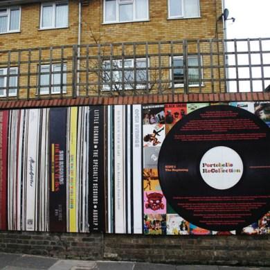 Wall of the Sound โครงการสนุกๆที่ตลาด Portobello ใจกลางกรุงลอนดอน 15 - Portobello