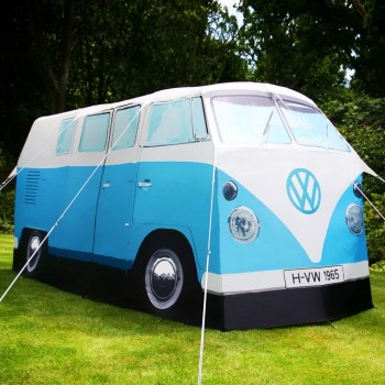 vw zelt start 350x350 Volkswagen Van Tent เต๊นท์นี้นอนได้ถึง 4 คน!!