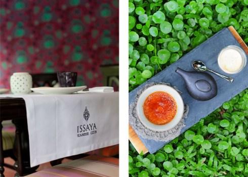Issaya Siam Club อาหารไทยโบราณที่เสิร์ฟมาในรูปลักษณ์และการตกแต่งแนวใหม่  21 - Issaya Siam Club
