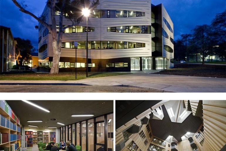 """""""Top 10 Green Campus"""" 10 อันดับมหาวิทยาลัยสีเขียวในออสเตรเลีย 16 - Green"""