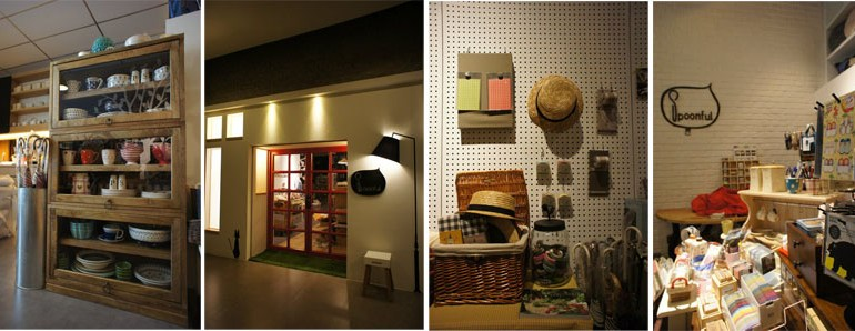 "Spoonful Zakka Café ""สปูนฟูล สักกะ คาเฟ่"" ชั้น2 โครงการ The Portico ซอยหลังสวน 14 - SHOPPING"