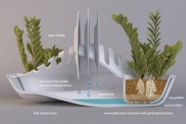 ที่พักจาน + กระถางต้นไม้.. eco-friendlyอีกแล้วงานนี้ 16 - eco-friendly design