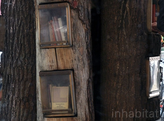 25550717 144355 Book Forest..ป่าหนังสือ จุดแลกเปลี่ยนหนังสือ ส่งเสริมนิสัยรักการอ่าน  และสอนให้รู้คุณค่าของป่า