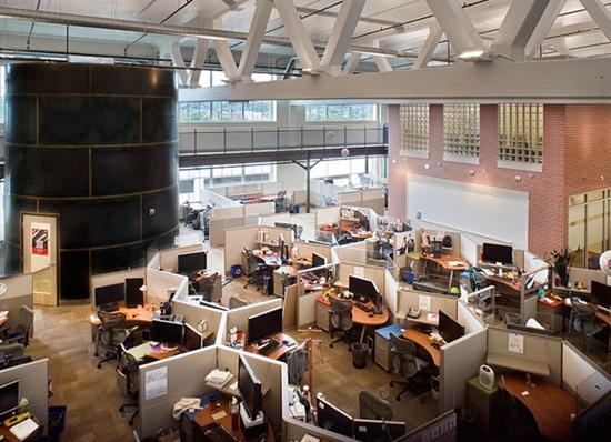 25550727 175847 Google office ในเมืองPittsburgh..สะท้อนประวัติศาสตร์เมือง เป็นมิตรกับสิ่งแวดล้อม และไม่ขาดความสนุกสนาน...