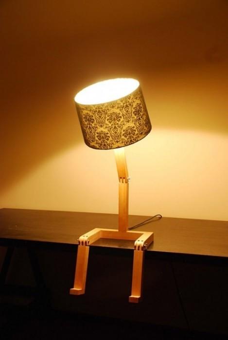 โคมไฟนั่งได้ 13 - Art & Design
