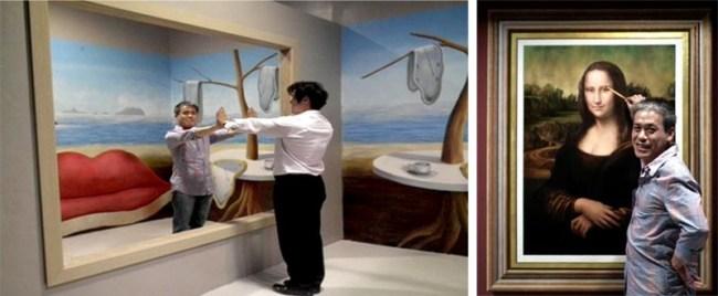 Art in Paradise Pattaya พิพิธภัณฑ์ภาพจิตรกรรม 3 มิติ สนุกสนานไปกับภาพวาดลวงตาทะลุมิติ ที่พัทยา 6 - 100 Share+