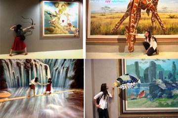 Art in Paradise Pattaya พิพิธภัณฑ์ภาพจิตรกรรม 3 มิติ สนุกสนานไปกับภาพวาดลวงตาทะลุมิติ ที่พัทยา 12 - 100 Share+