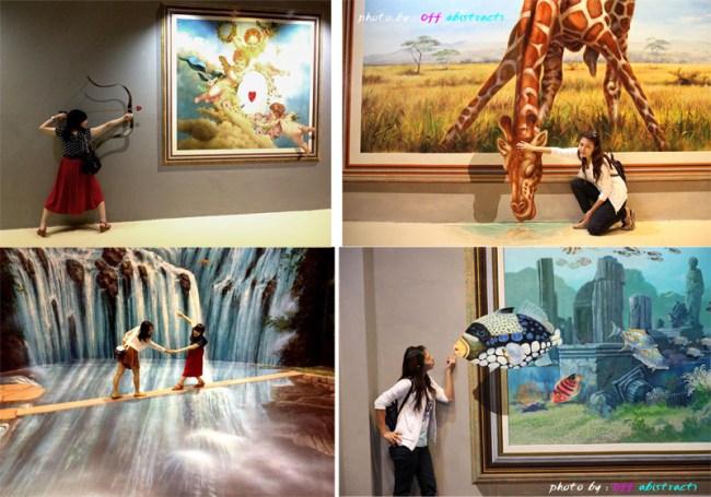 Art in Paradise Pattaya พิพิธภัณฑ์ภาพจิตรกรรม 3 มิติ สนุกสนานไปกับภาพวาดลวงตาทะลุมิติ ที่พัทยา 9 - 100 Share+