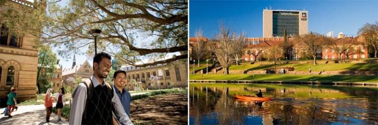 """Top 10 Green Campus"" 10 อันดับมหาวิทยาลัยสีเขียวในออสเตรเลีย 17 - Global Warming"