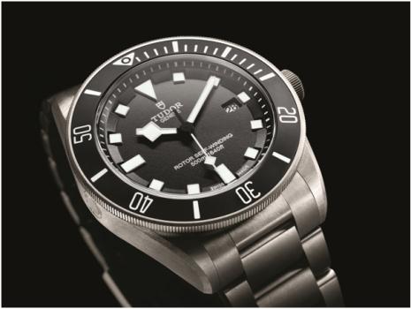 7 7 2012 3 27 50 PM 465x350 Sponsored Video: Tudor Pelagos ออกแบบเพื่อนักดำน้ำ สายข้อมือปรับเองตามระดับความลึก