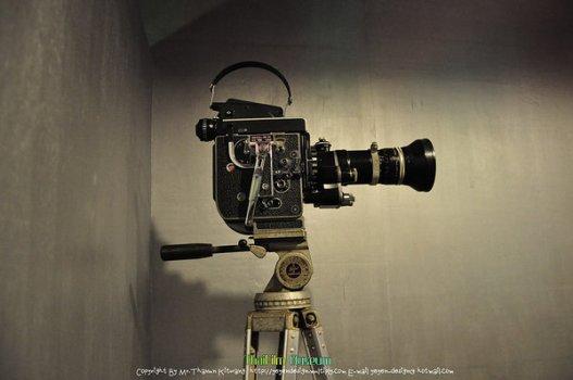 DSC 0516 527x350 ชมของเก่า เล่าเรื่องหนัง ที่ พิพิธภัณฑ์ภาพยนตร์ Thai Film Museum