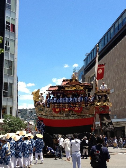 By the official summer start - Kyoto Gion Festival 18 - festival