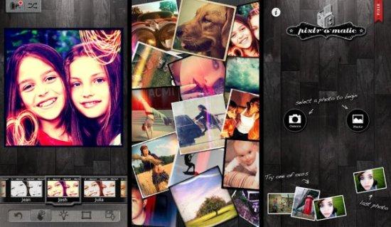 """แต่งภาพ Vintage แบบออนไลน์ สวย ง่าย อย่างมีสไตล์ใน 3Step ด้วย """"pixlr - o - matic"""" 10 - iPhone"""