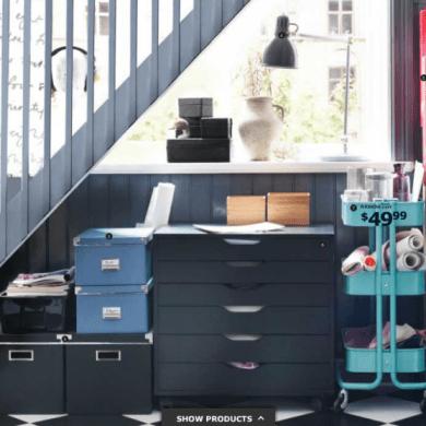 IKEA's 2013 augmented reality catalogue,new world new ideas 22 - IKEA (อิเกีย)