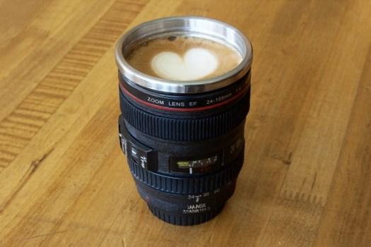 Canon Camera Lens Mugs เลนส์กล้องหรือแก้วน้ำกันแน่!! 15 - camera