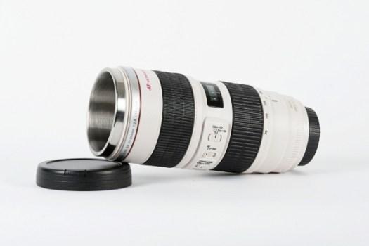 Canon Camera Lens Mugs เลนส์กล้องหรือแก้วน้ำกันแน่!! 19 - camera