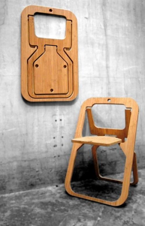 desile chair 1 เก้าอี้พับ..แนวใหม่..