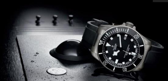 Sponsored Video: Tudor Pelagos ออกแบบเพื่อนักดำน้ำ สายข้อมือปรับเองตามระดับความลึก 17 - baselworld 2012