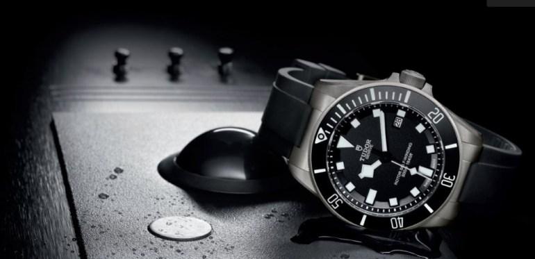 Sponsored Video: Tudor Pelagos ออกแบบเพื่อนักดำน้ำ สายข้อมือปรับเองตามระดับความลึก 18 - baselworld 2012