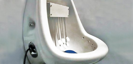 Make Your Own MPee 3 With a Guitar Urinal...โถปัสสาวะกีต้าร์ 17 - Guitar