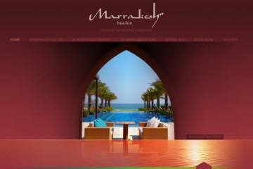 Morrakesh Hua-Hin Resort & Spa มนตราแห่งโมร็อคโกกลางเมืองหัวหิน