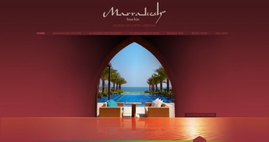 main 550x290 Morrakesh Hua Hin Resort & Spa มนตราแห่งโมร็อคโกกลางเมืองหัวหิน