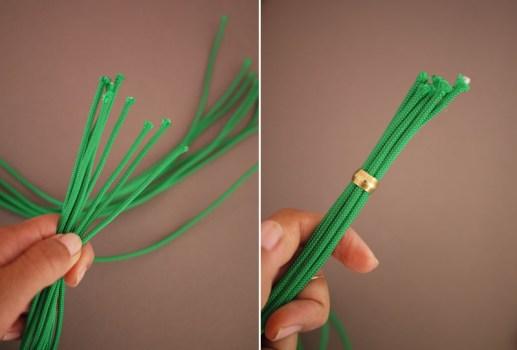 DIY.Rope Necklace ของขวัญให้คุณแม่ 16 - DIY